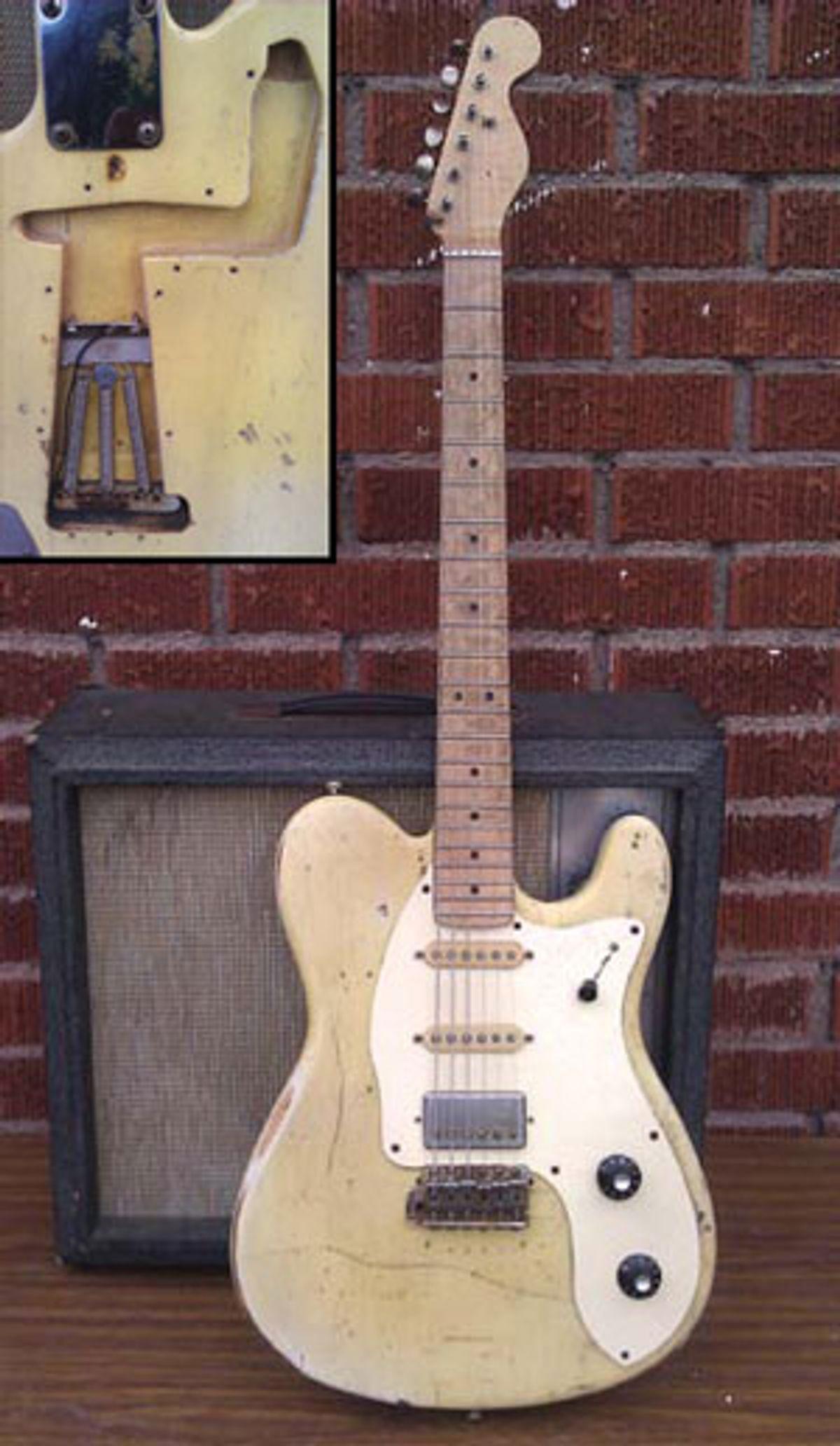 1969 G&L Leo Fender Tri-Sonic Prototype