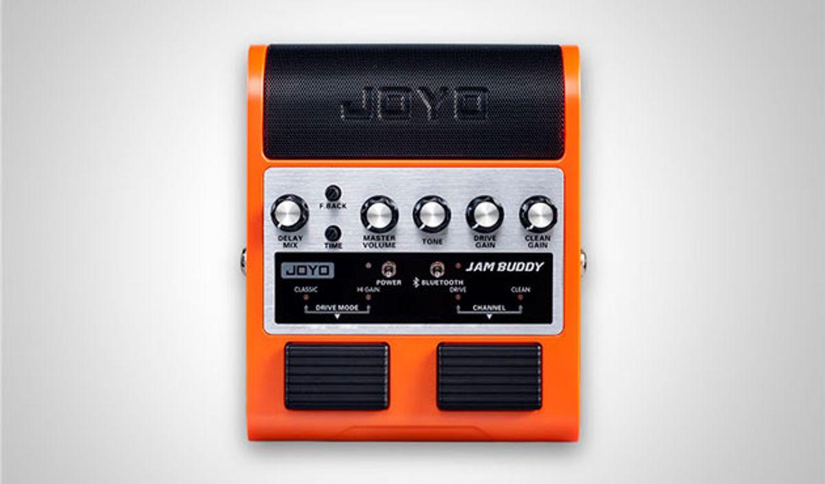 Joyo Audio Unveils the Jambuddy