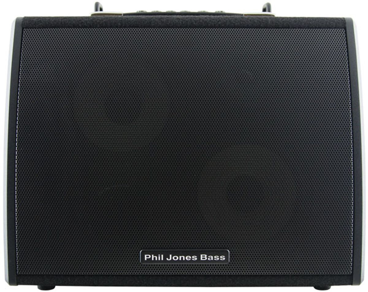 Phil Jones Bass Session 77 Review
