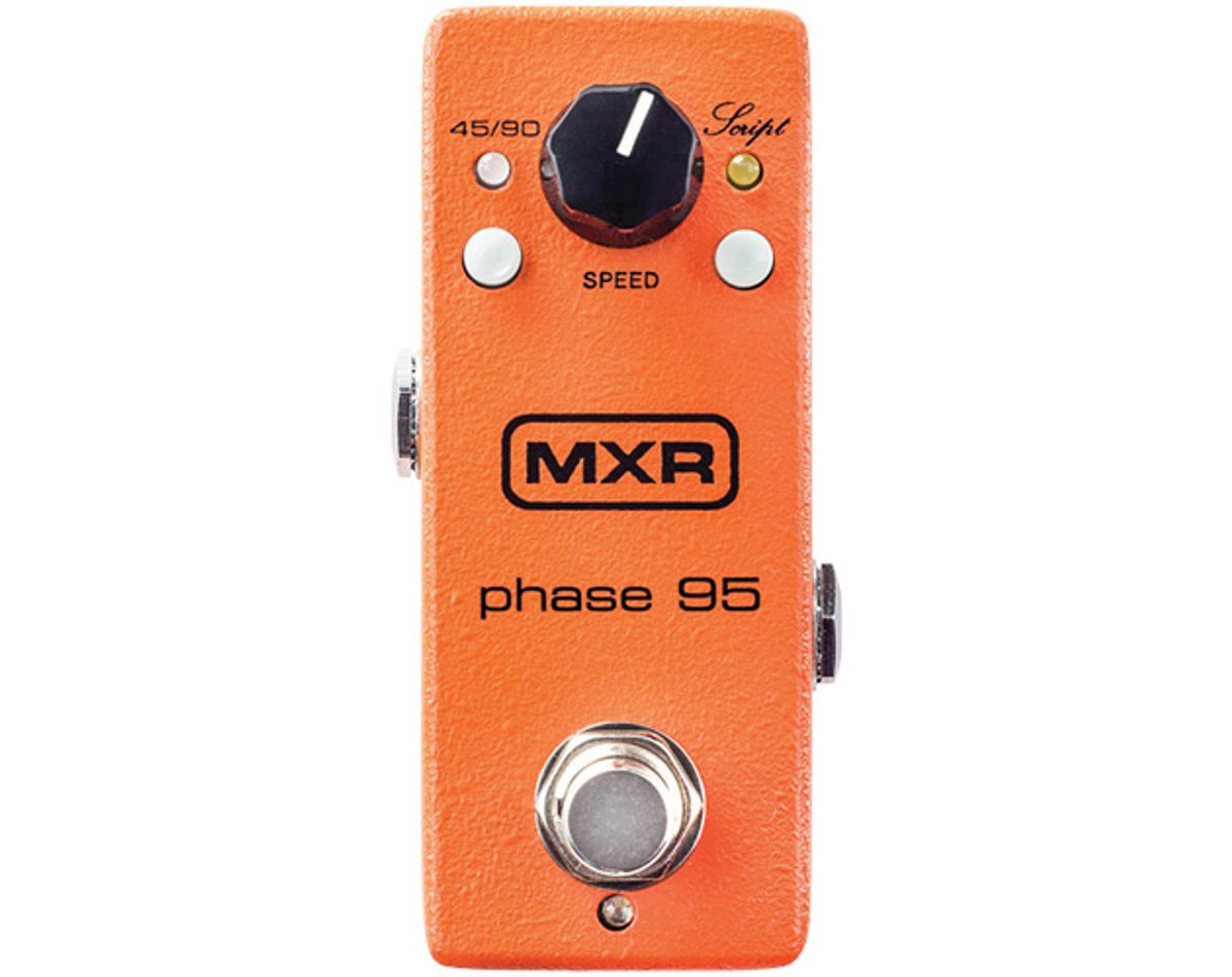 MXR Phase 95 Review