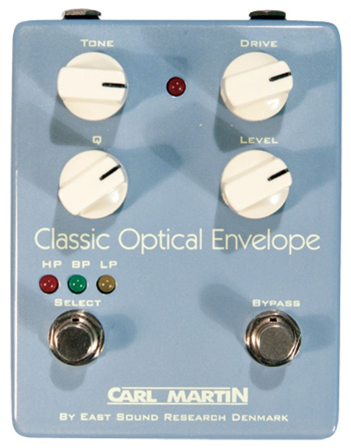 Carl Martin Optical Envelope Filter Pedal Review