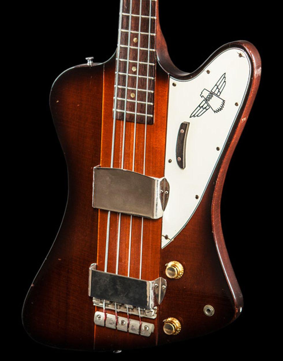 Vintage Vault 1964 Gibson Thunderbird Bass Premier Guitar