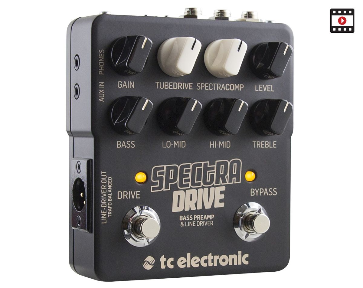 TC Electronic SpectraDrive Review