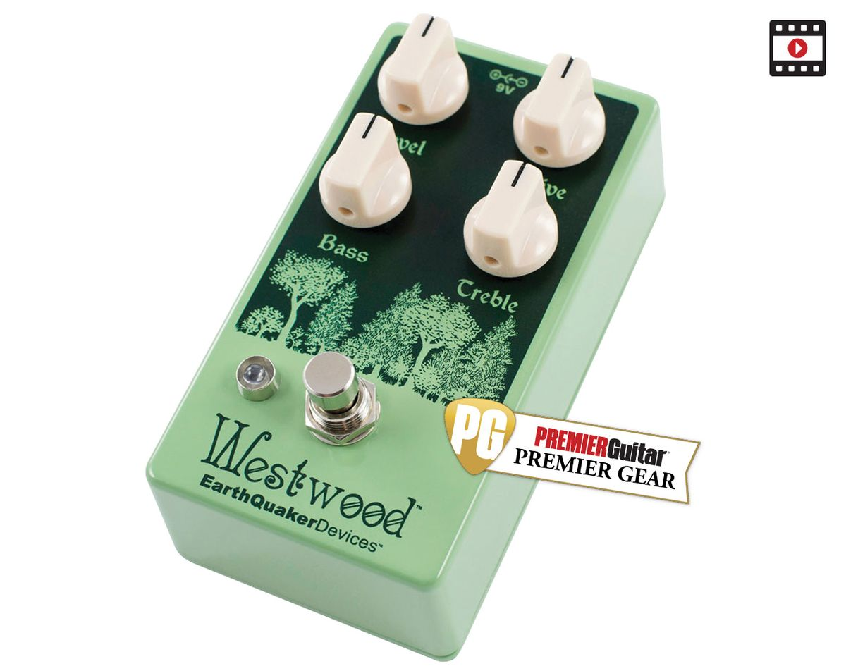 Quick Hit: EarthQuaker Devices Westwood Review