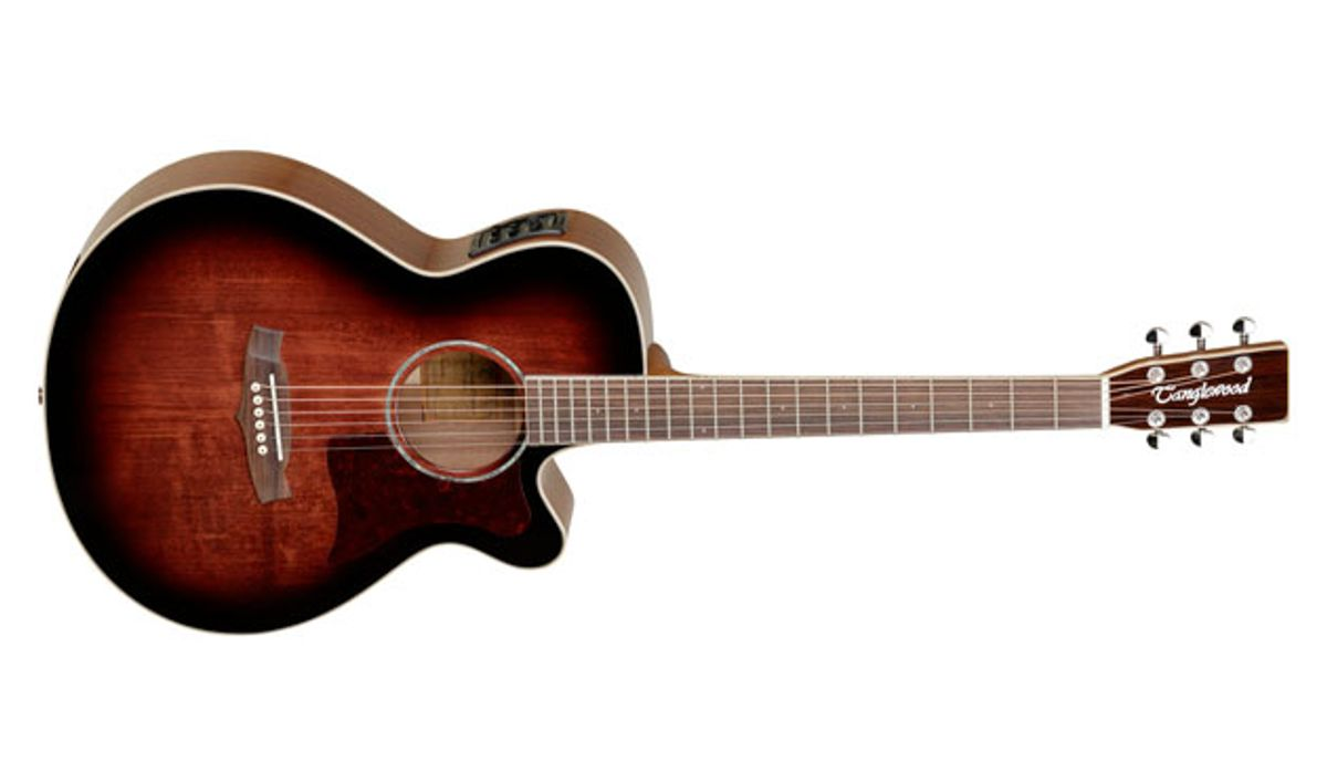 Tanglewood Guitars Releases the Sundance Performance Pro Series
