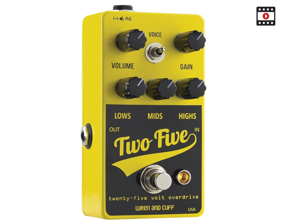 Wren and Cuff Two-Five Review | Premier Guitar