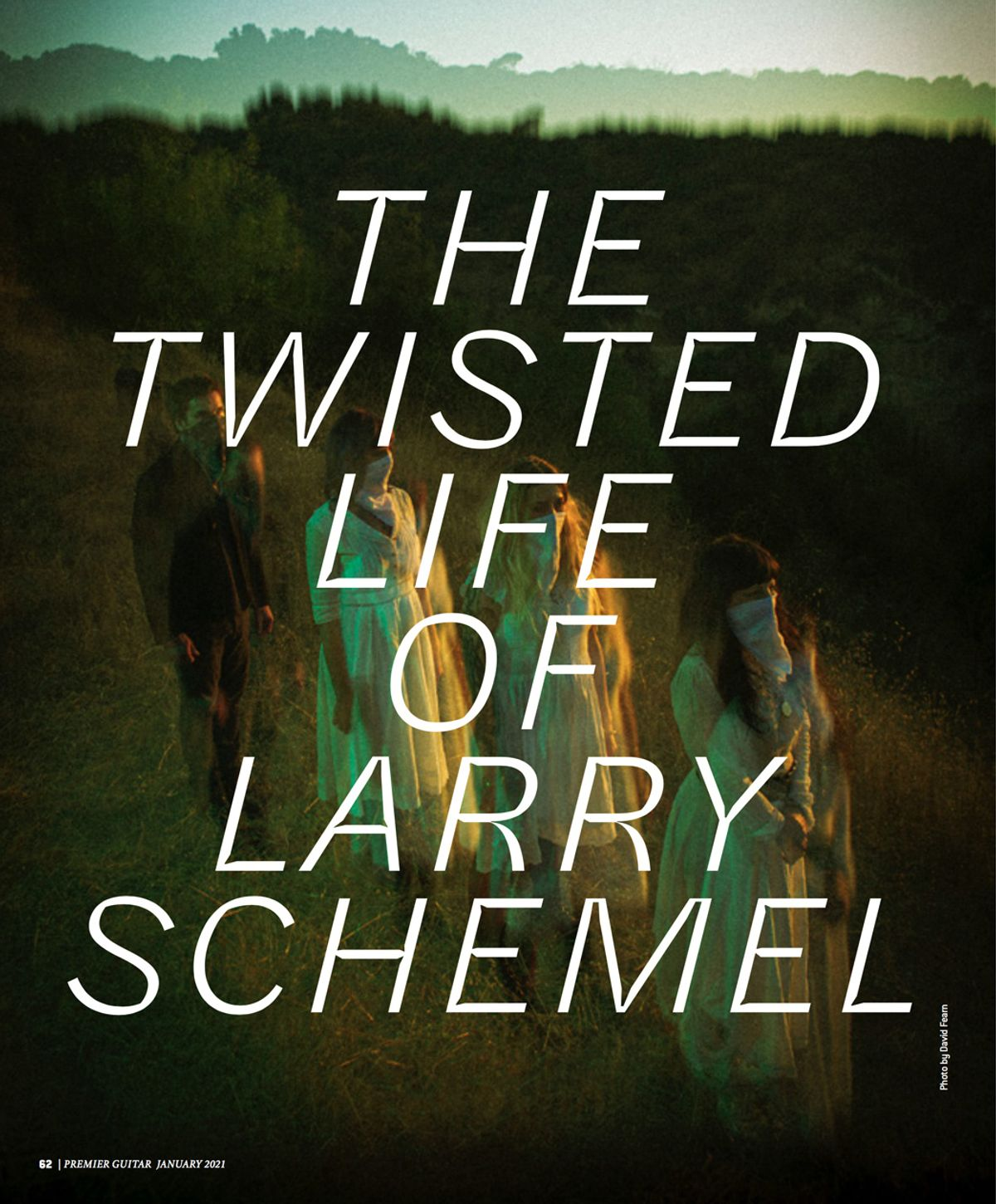 The Twisted Life of Larry Schemel