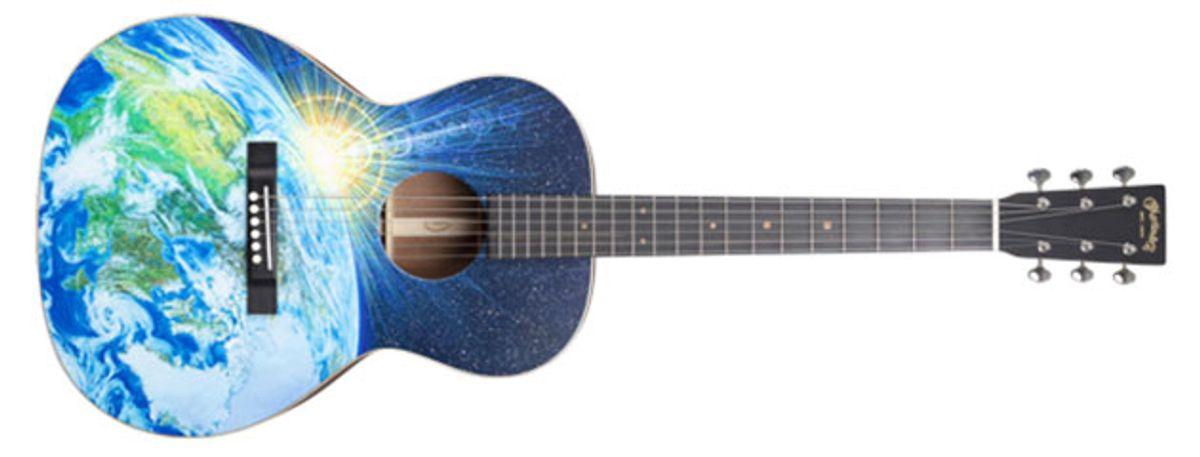 Martin Guitars Introduces the 00L Earth Guitar