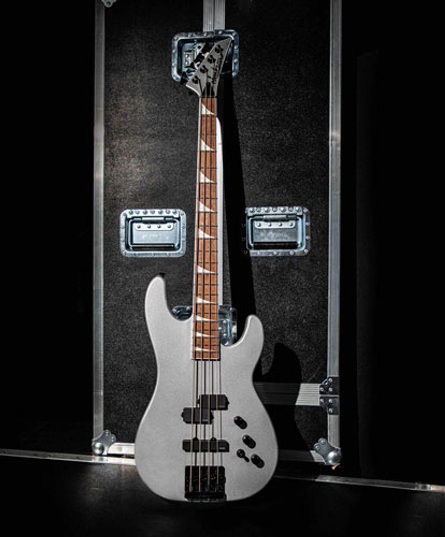 Jackson Announces the New X Series Signature David Ellefson 30th Anniversary Concert Bass CBX IV