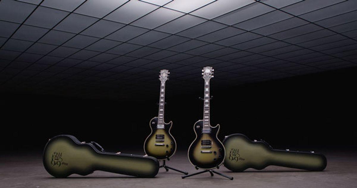 Gibson Adam Jones Les Pauls Stolen En Route to Sweetwater