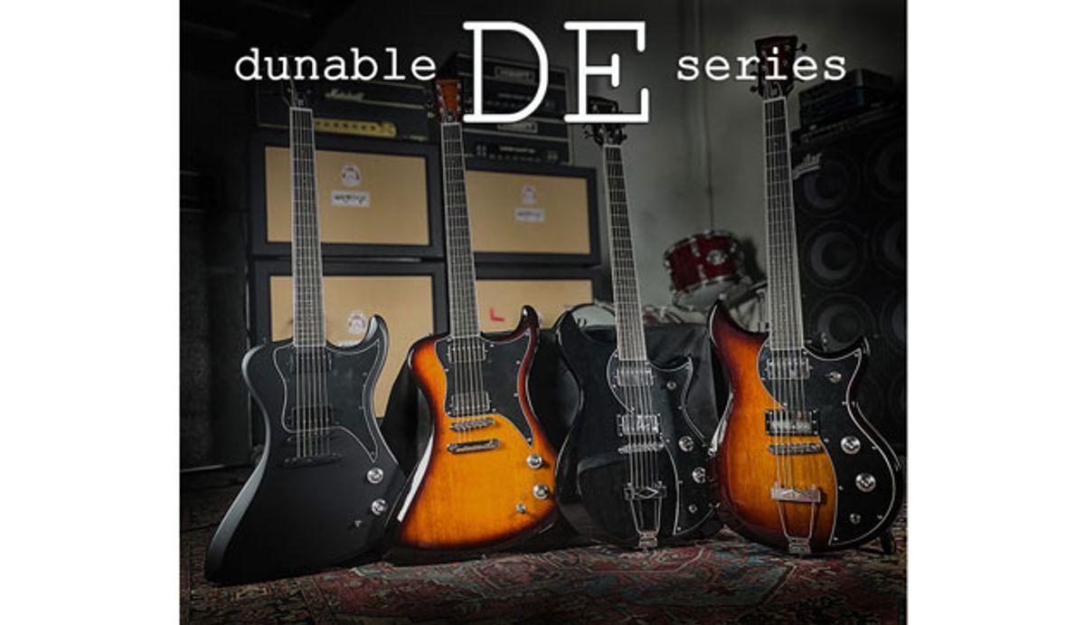 Dunable Guitars Unveils the DE Series