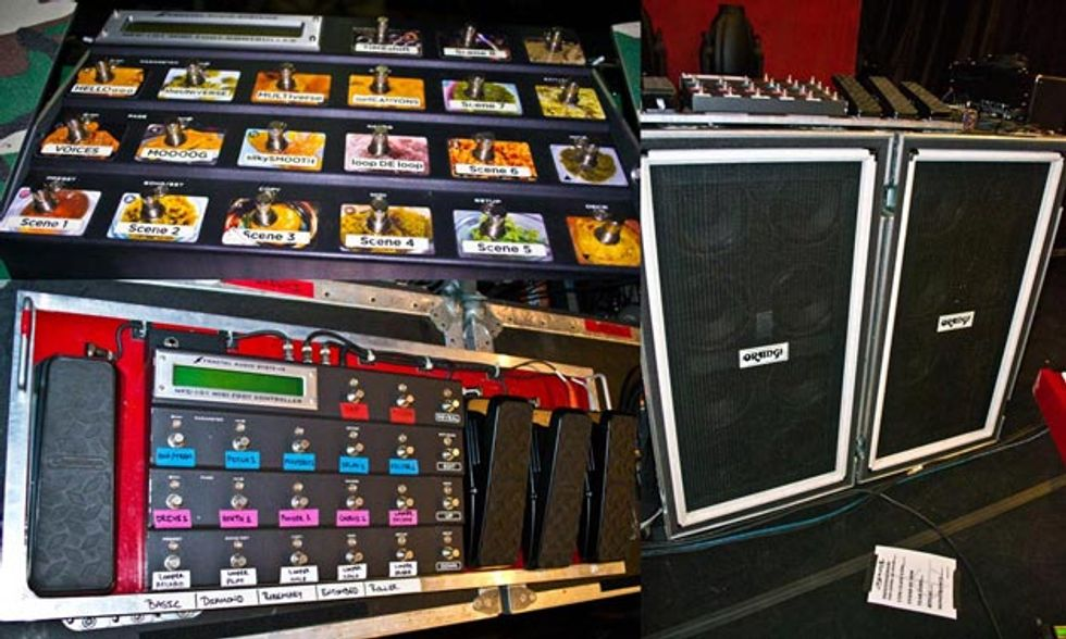 rig rundown deftones 39 stephen carpenter sergio vega premier guitar. Black Bedroom Furniture Sets. Home Design Ideas