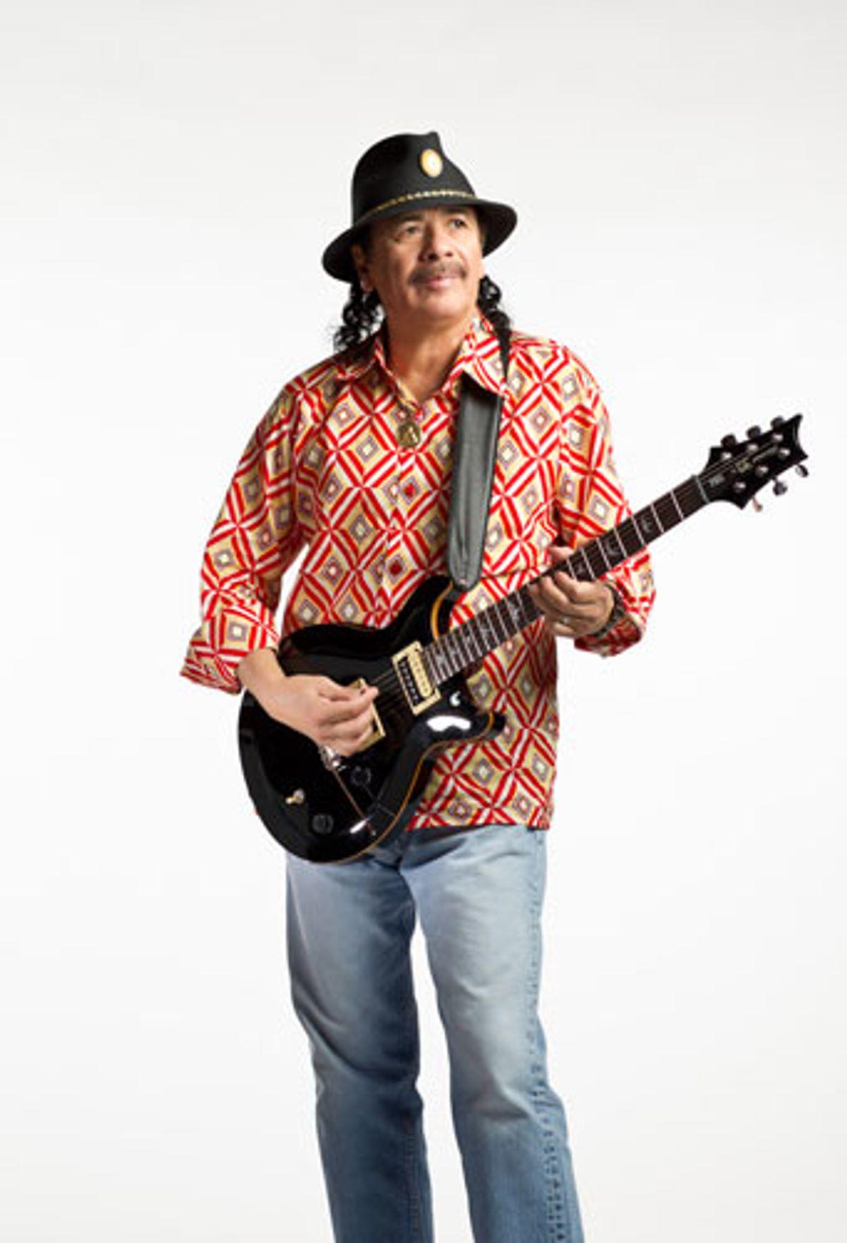 Carlos Santana to Receive Kennedy Center Honors