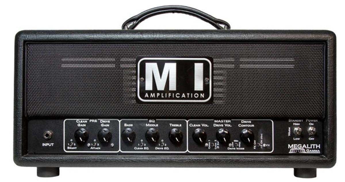 MI Audio Unveils the Megalith Gamma Amp