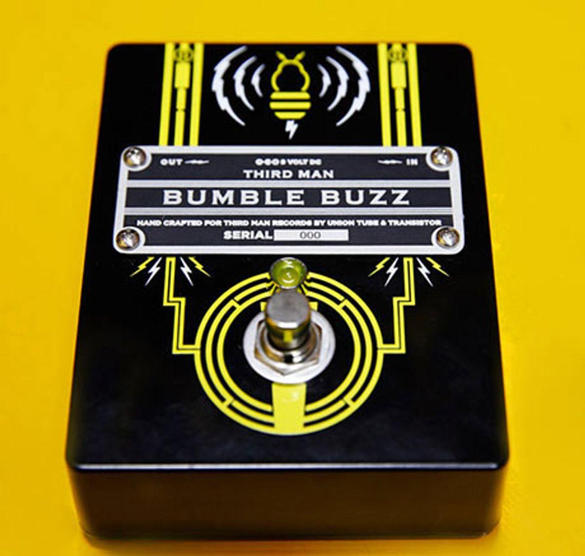 Jack White's Third Man Records Announces Bumble Buzz Pedal