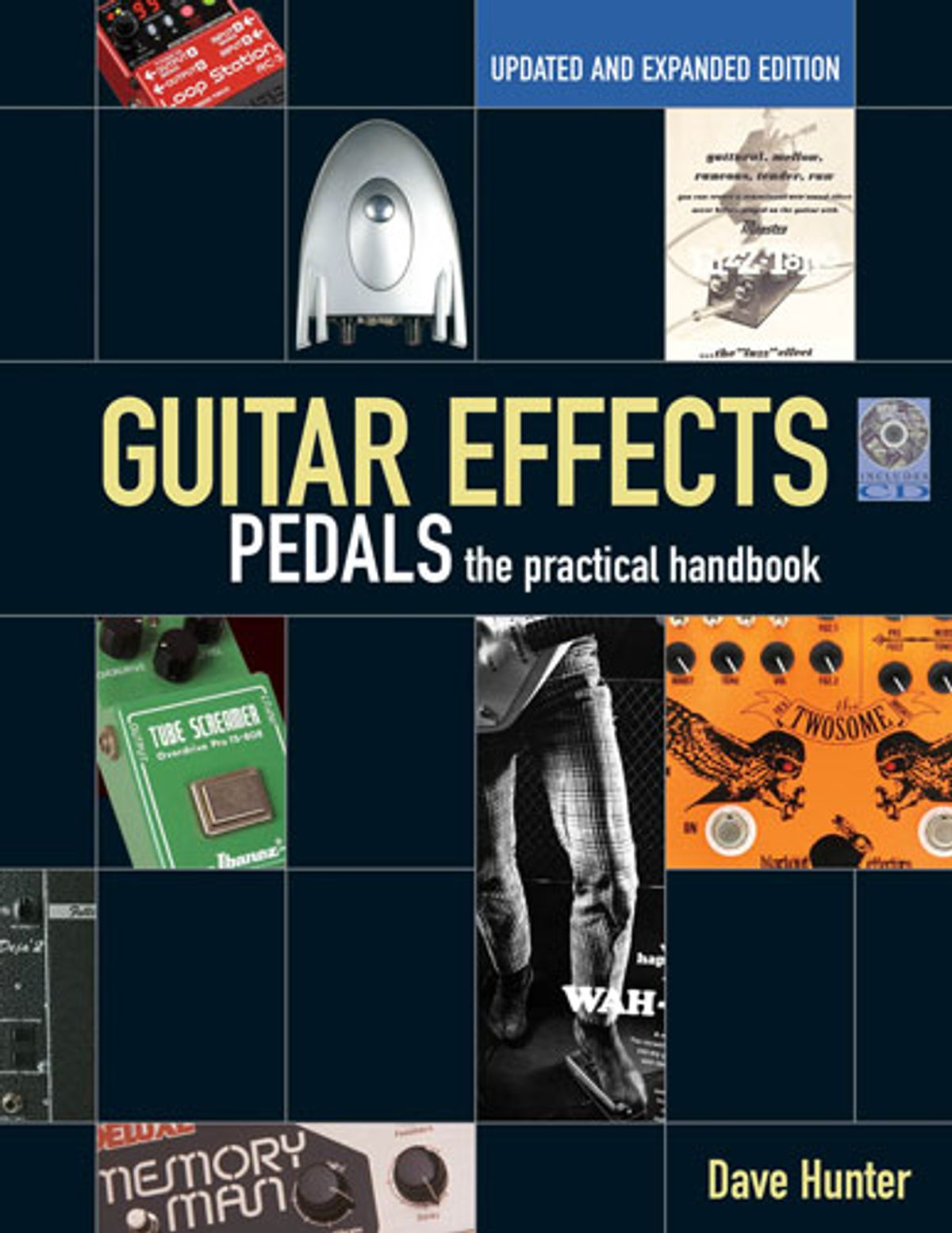 """Backbeat Books to Publish """"Guitar Effects Pedals: The Practical Handbook"""""""