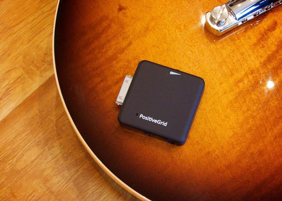 Positive Grid Debuts the JamUp Plug HD