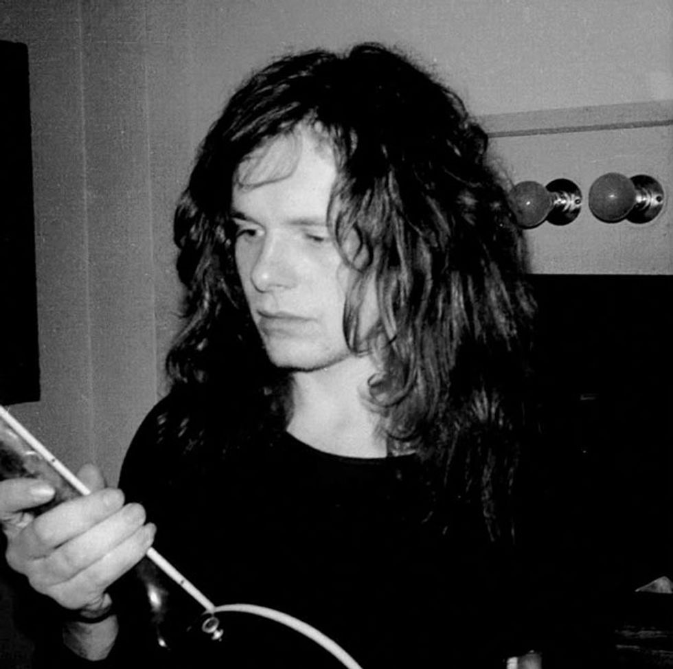 20019 Forgotten Heroes Paul Kossoff on vintage acoustic amps