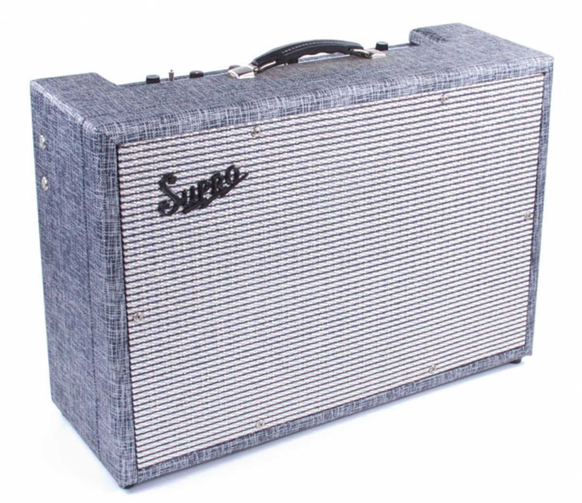 Supro Amps Set for Relaunch in 2014