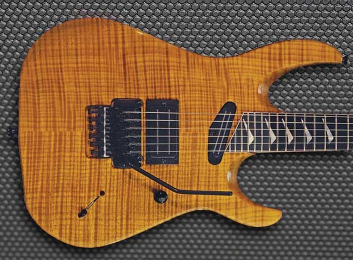 Esoterica Electrica: How Rivalry Spawned a Classic Shred Machine