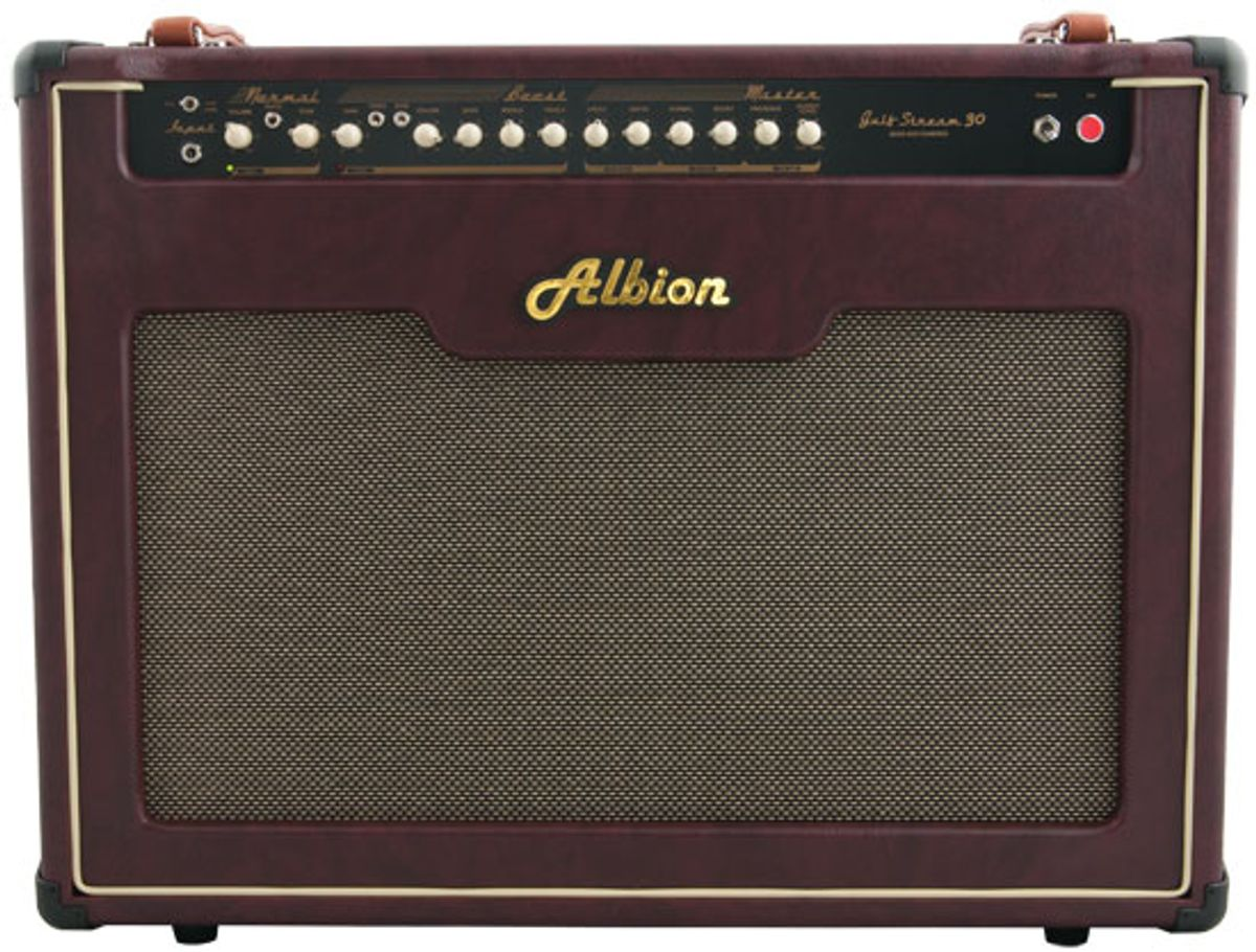 Albion Gulfstream 30 Amp Review