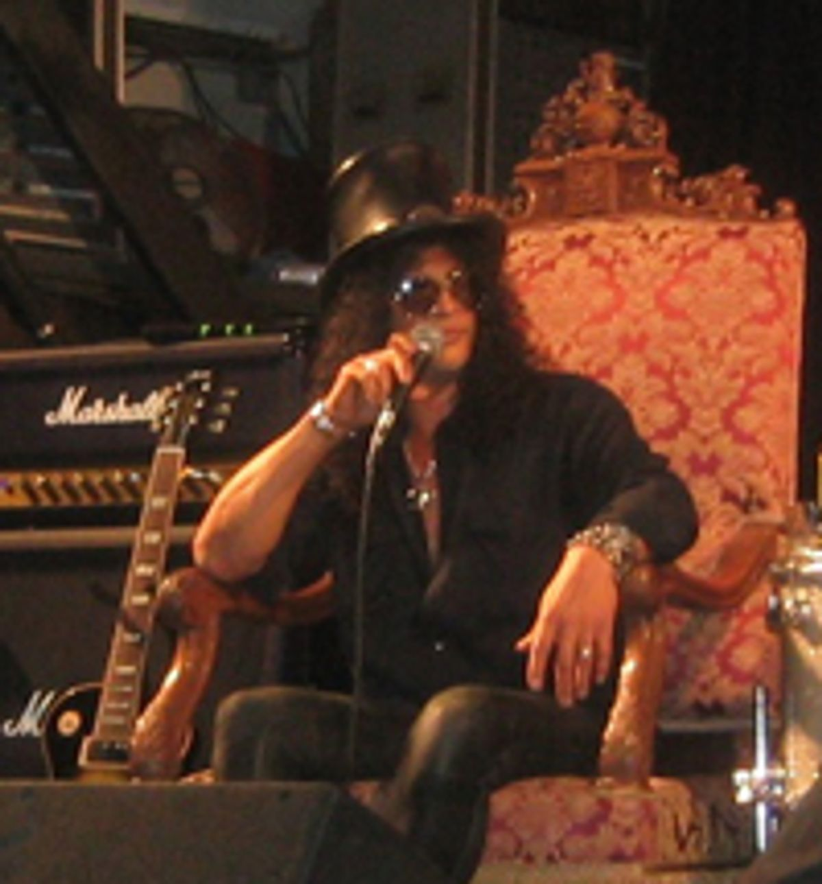 Live Report: Slash at Guitar Center's Session Series