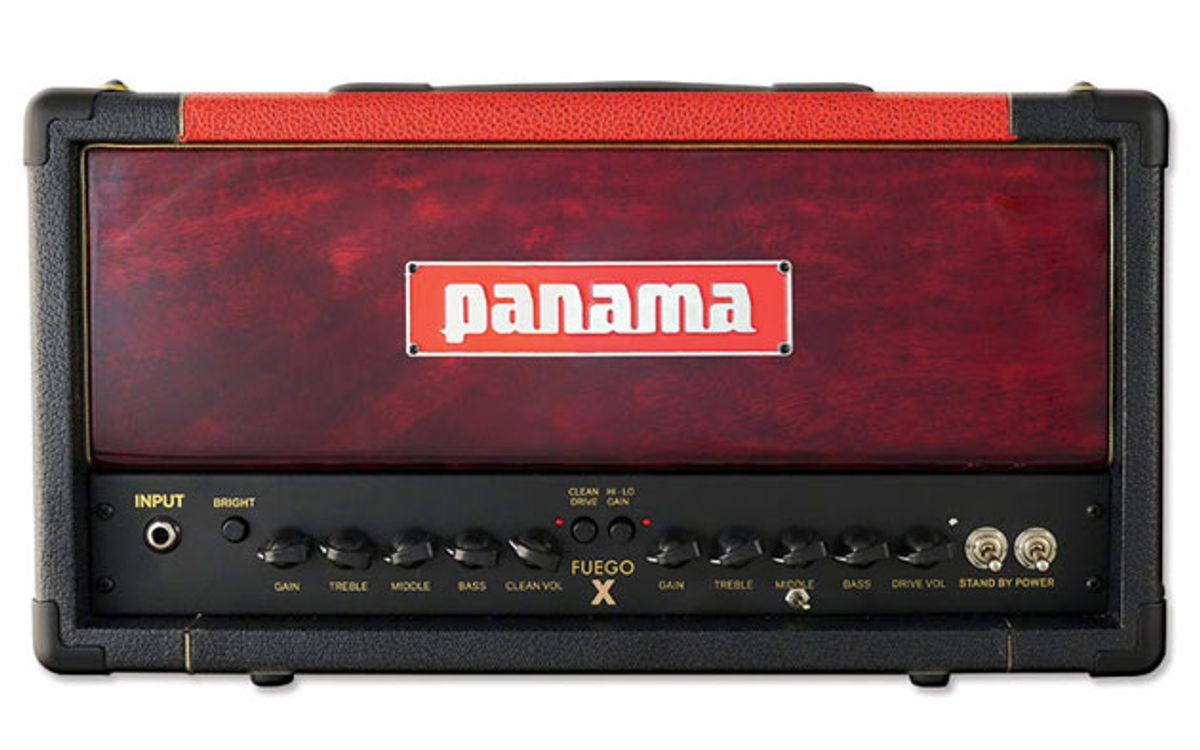 Panama Guitars Unveils the Fuego X