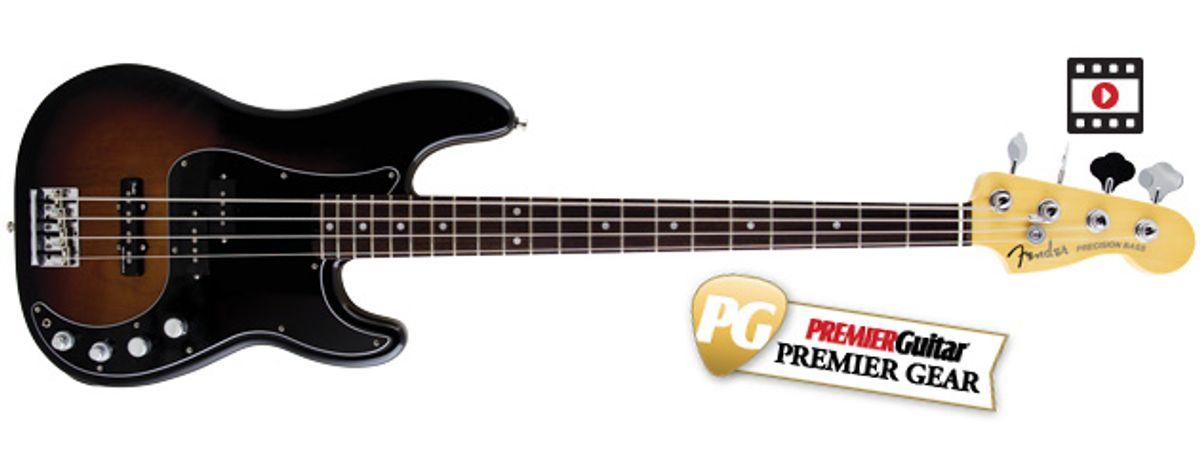 Fender American Elite Precision Bass Review
