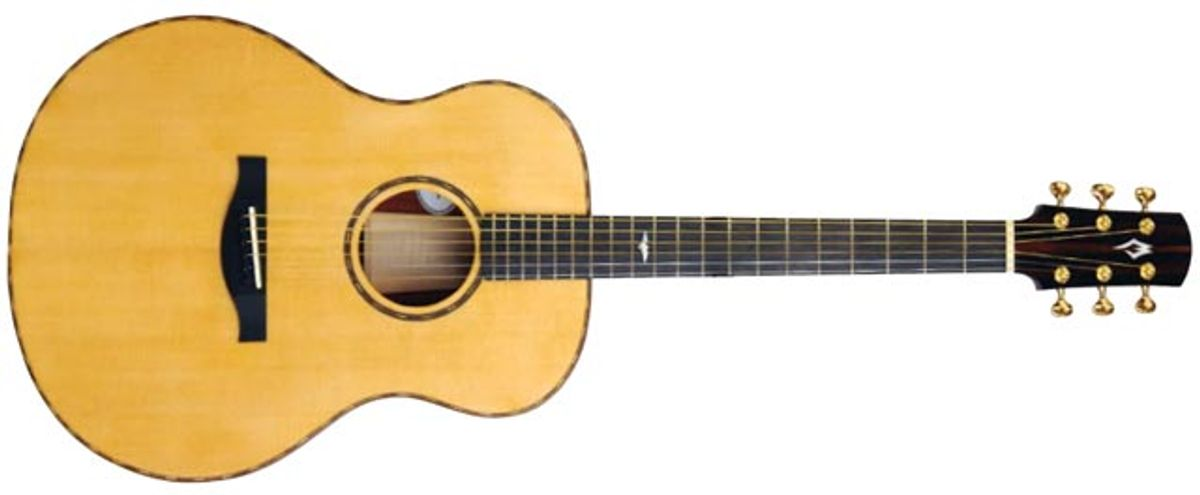 David Munn Small Jumbo Acoustic Guitar Review