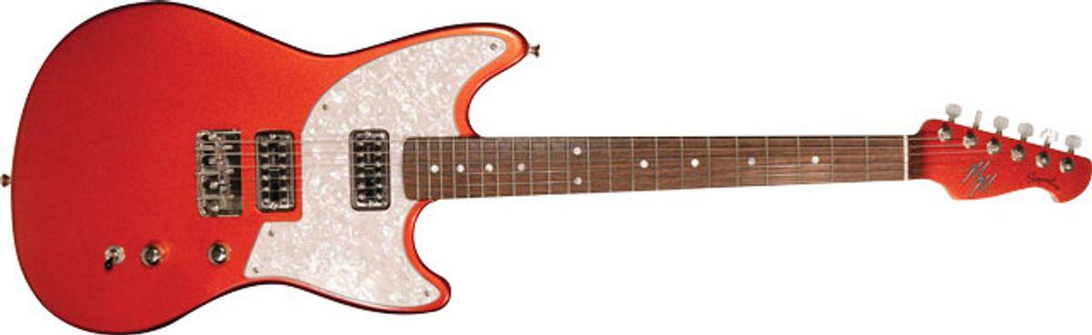 Mario Guitars Serpentine 2 Electric Guitar Review