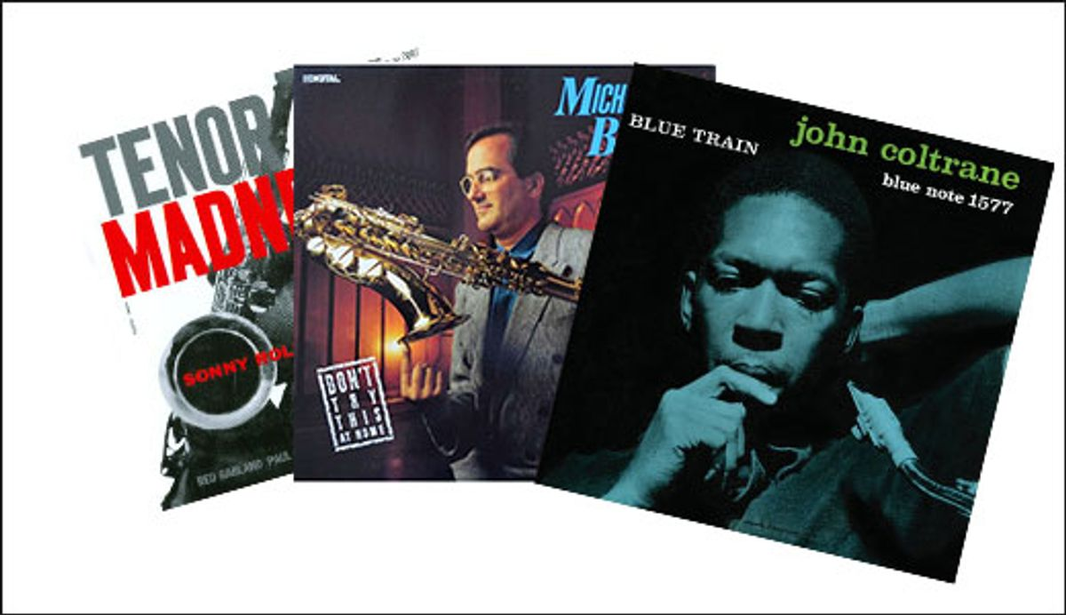 Sax Appeal: A Guide for Guitarists