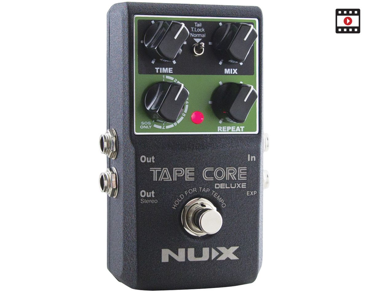 Nu-X Tape Core Deluxe Review
