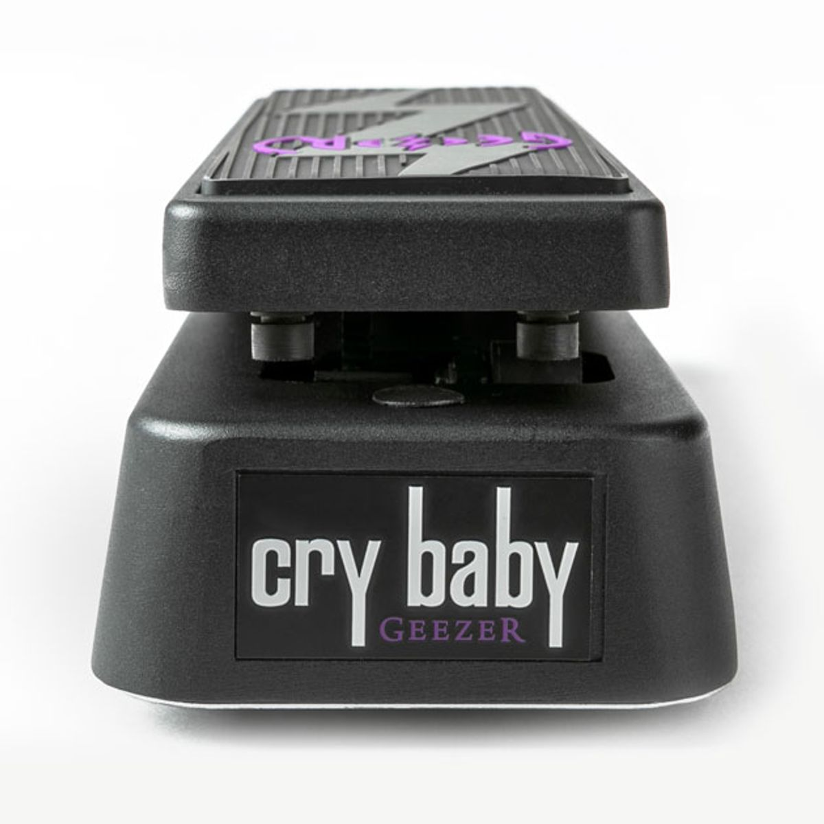 Dunlop Unveils the Geezer Butler Cry Baby Wah