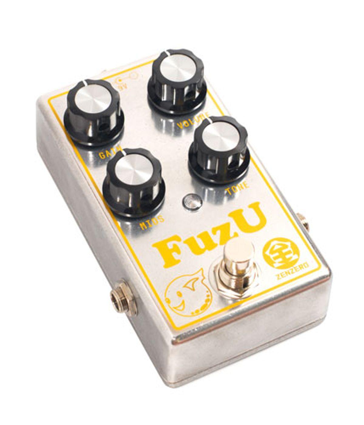 ZenZero Electronics Introduces the FuzU