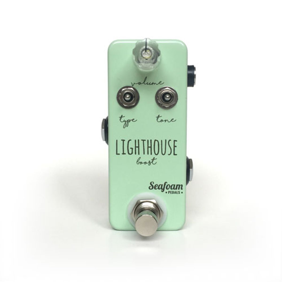 Seafoam Pedals Unveils the Lighthouse Boost