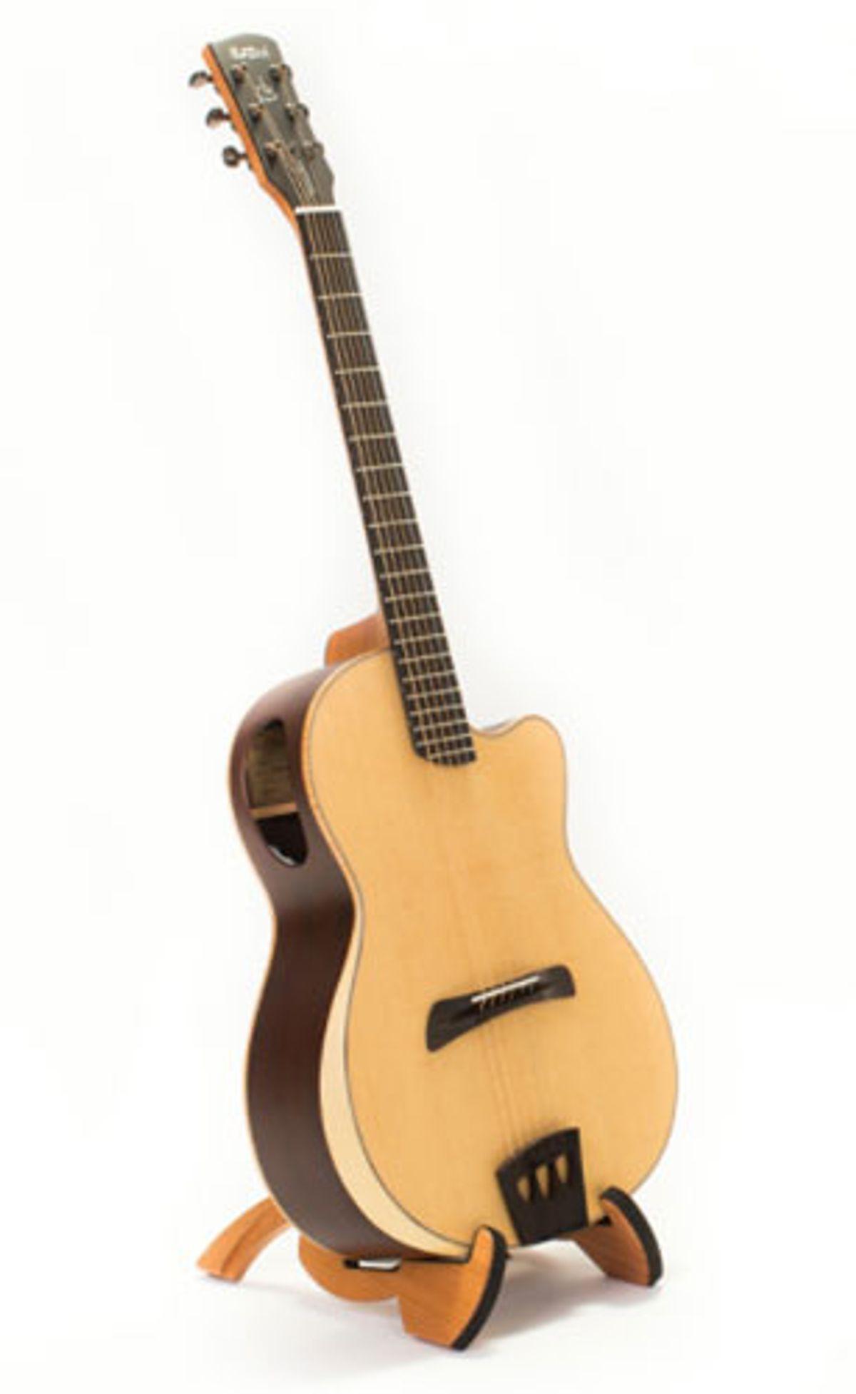Batson Guitars Unveils Generation 2 Acoustics