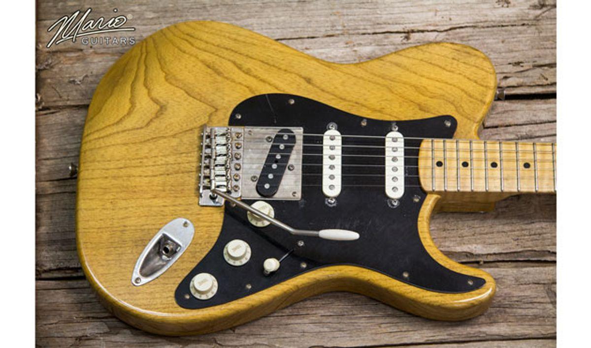 Mario Guitars Unveils the Honcho
