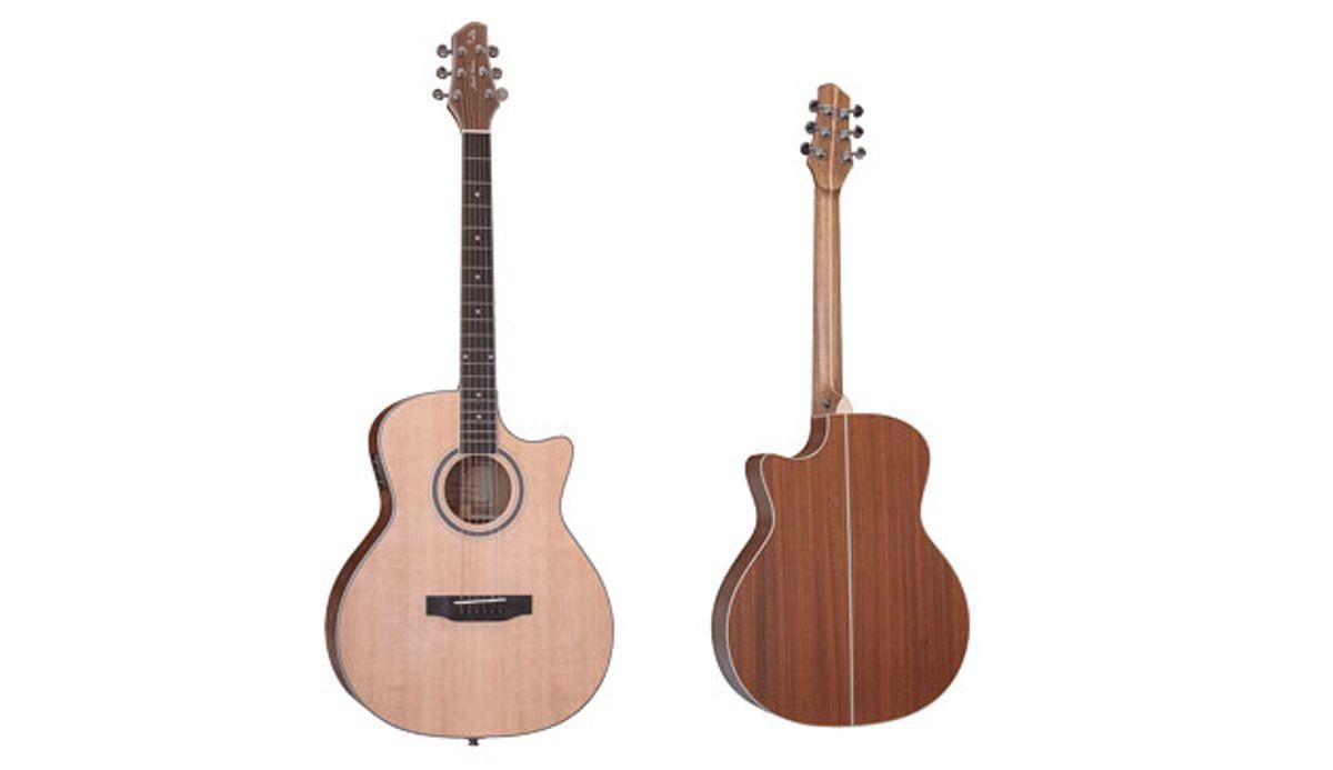 Jericho Guitars Debuts Acoustic Guitar Line