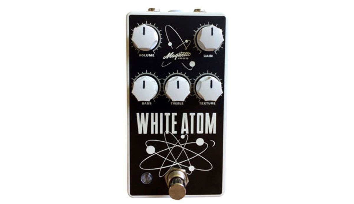 Magnetic Effects Introduces the White Atom V3