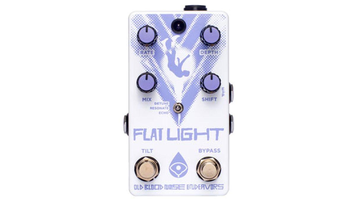 Old Blood Noise Endeavors Presents the Flat Light Textural Flange Shifter