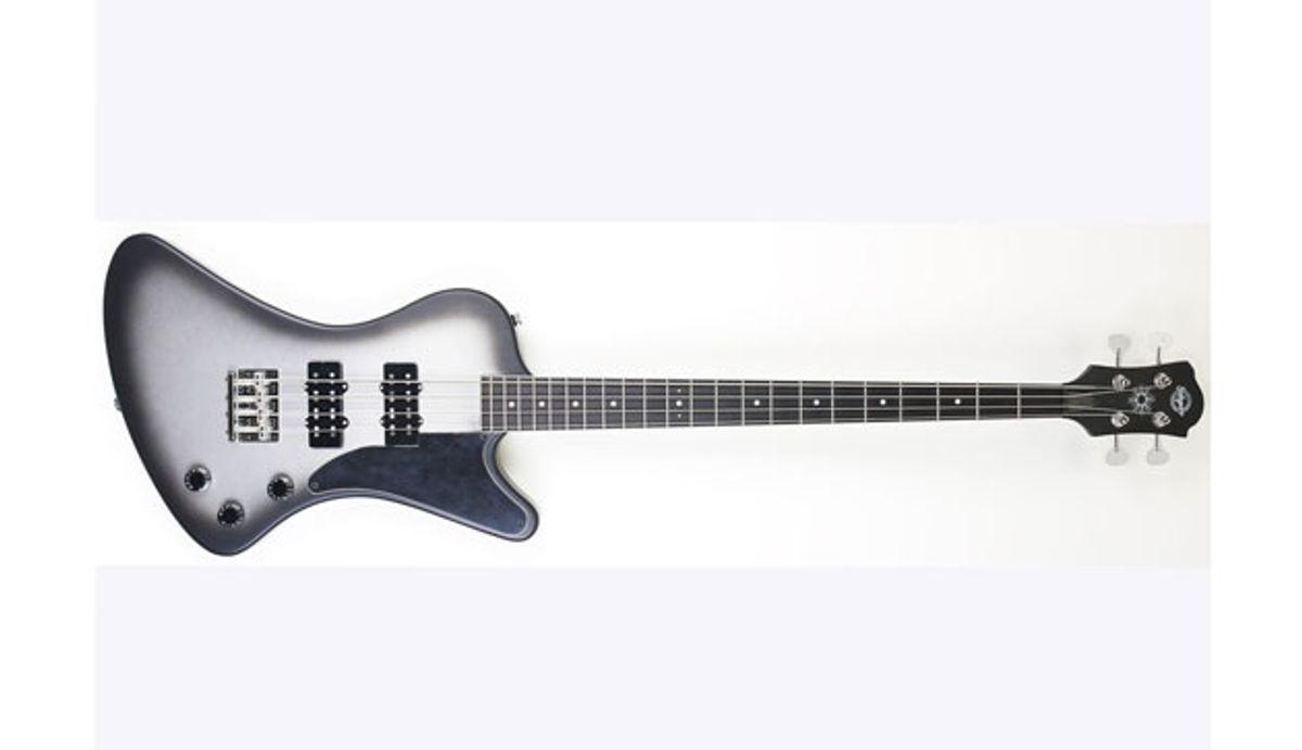 Balaguer Guitars Releases the Hyperion Bass