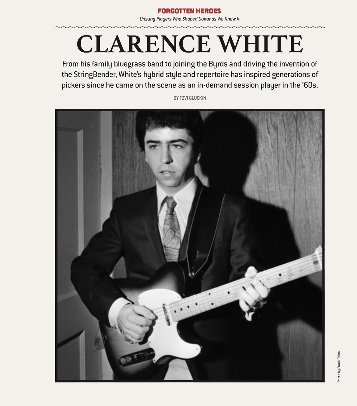 Forgotten Heroes: Clarence White