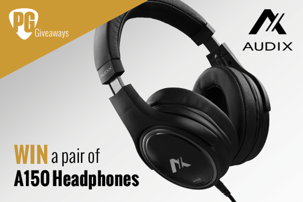 PG Giveaways: Audix A150 Headphones