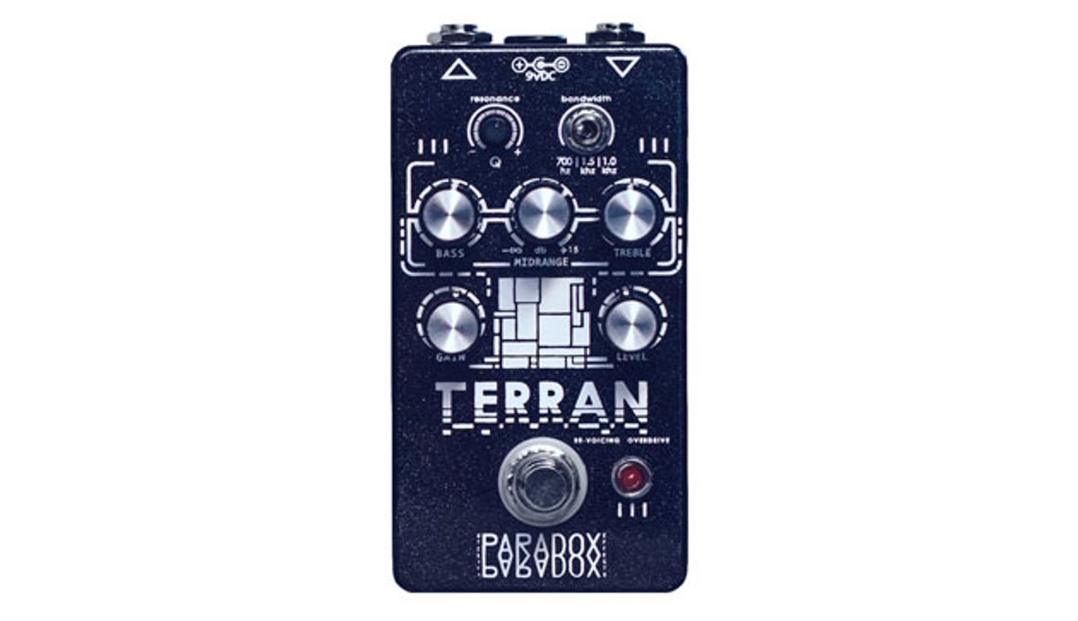 Paradox Effects Unveils the Terran Overdrive