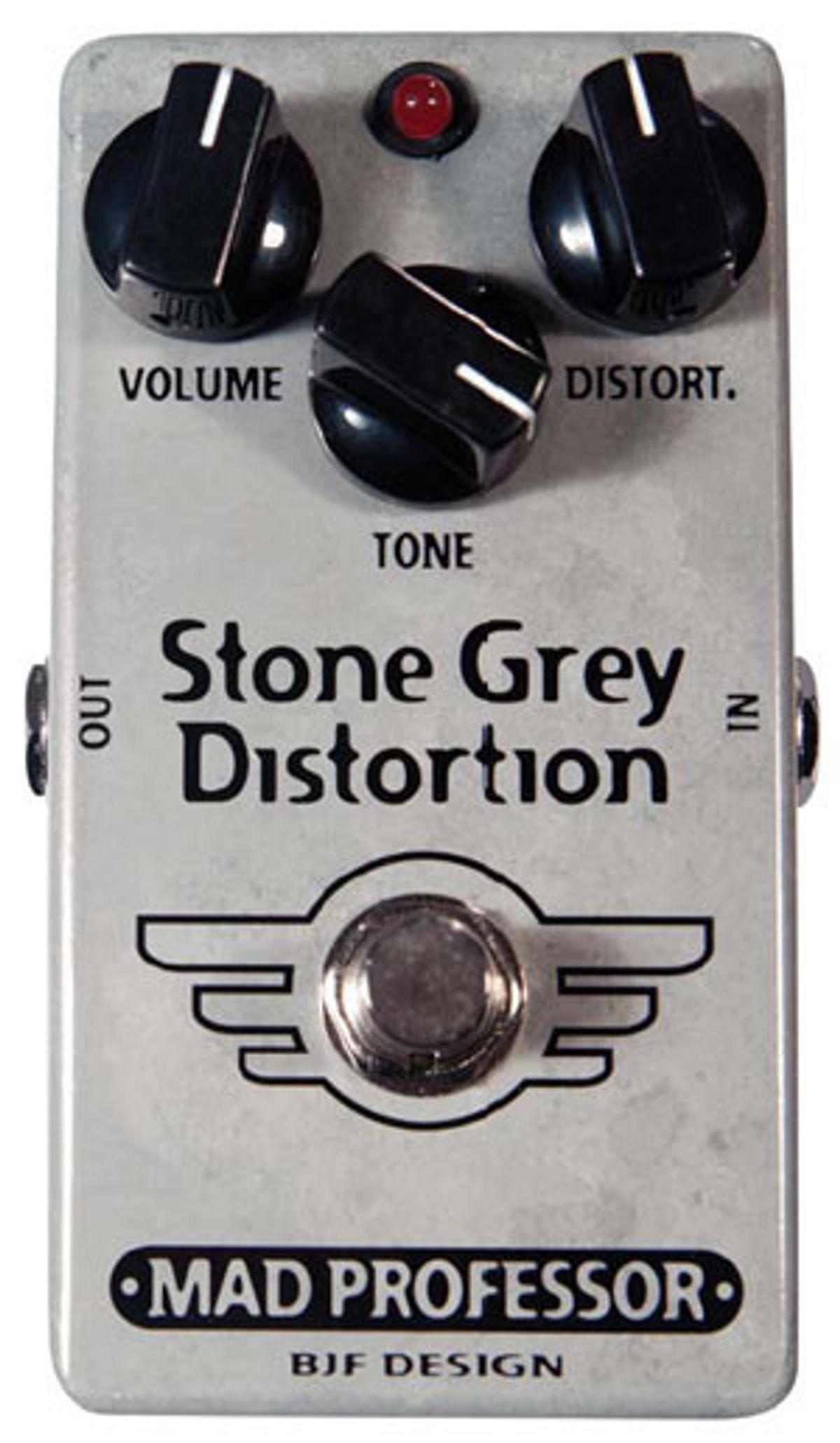 Mad Professor Stone Grey Distortion Pedal Review