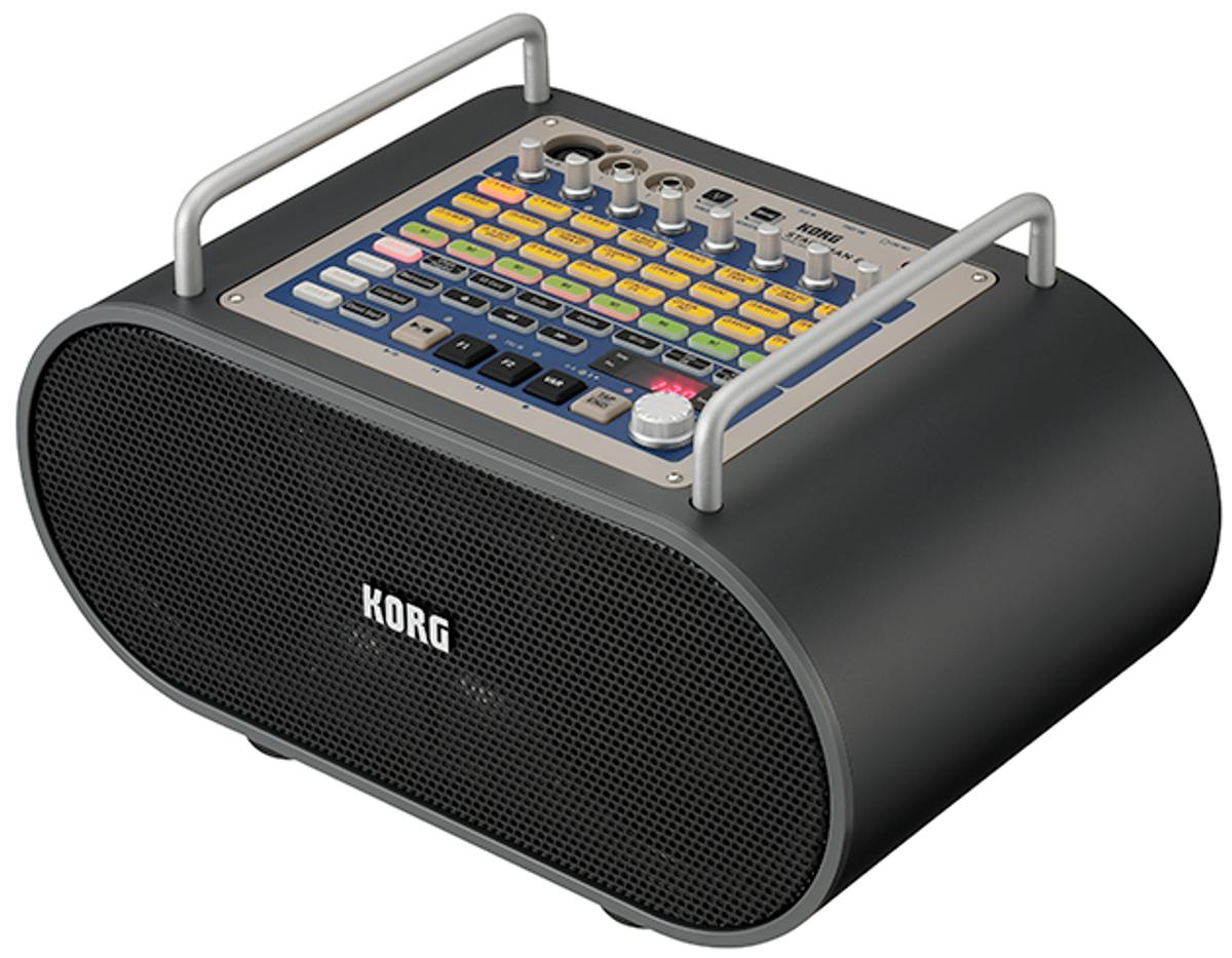 Korg Releases Stageman 80