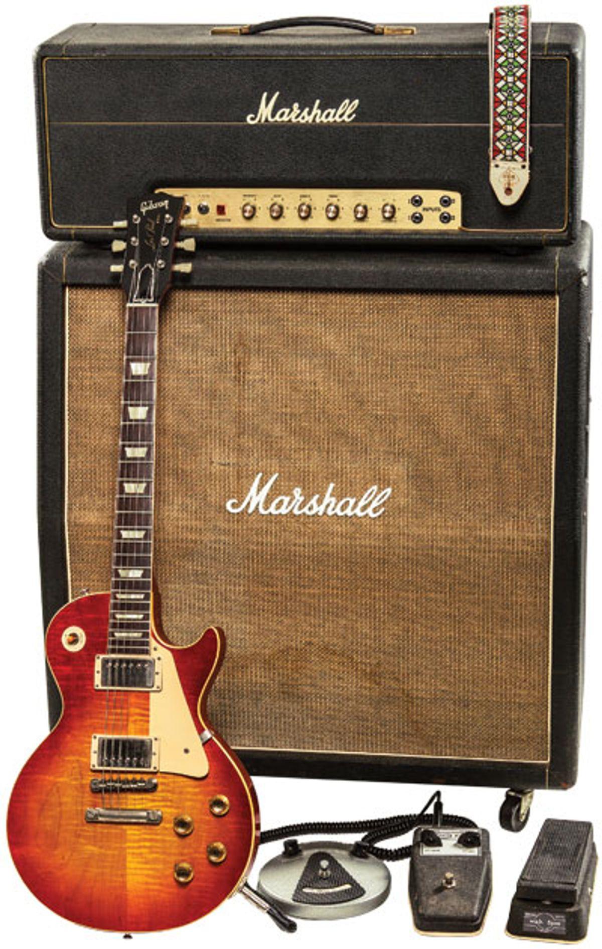 Vintage Vault: 1960 Gibson Les Paul Standard