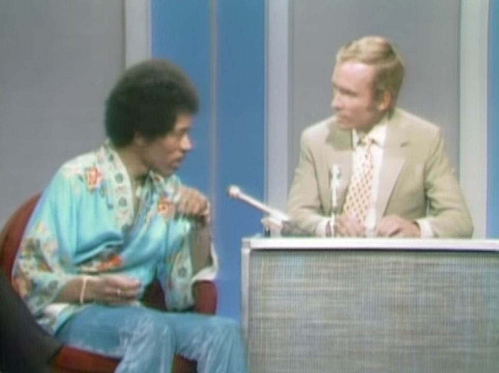 Heavier dick cavett jimi naked ass and