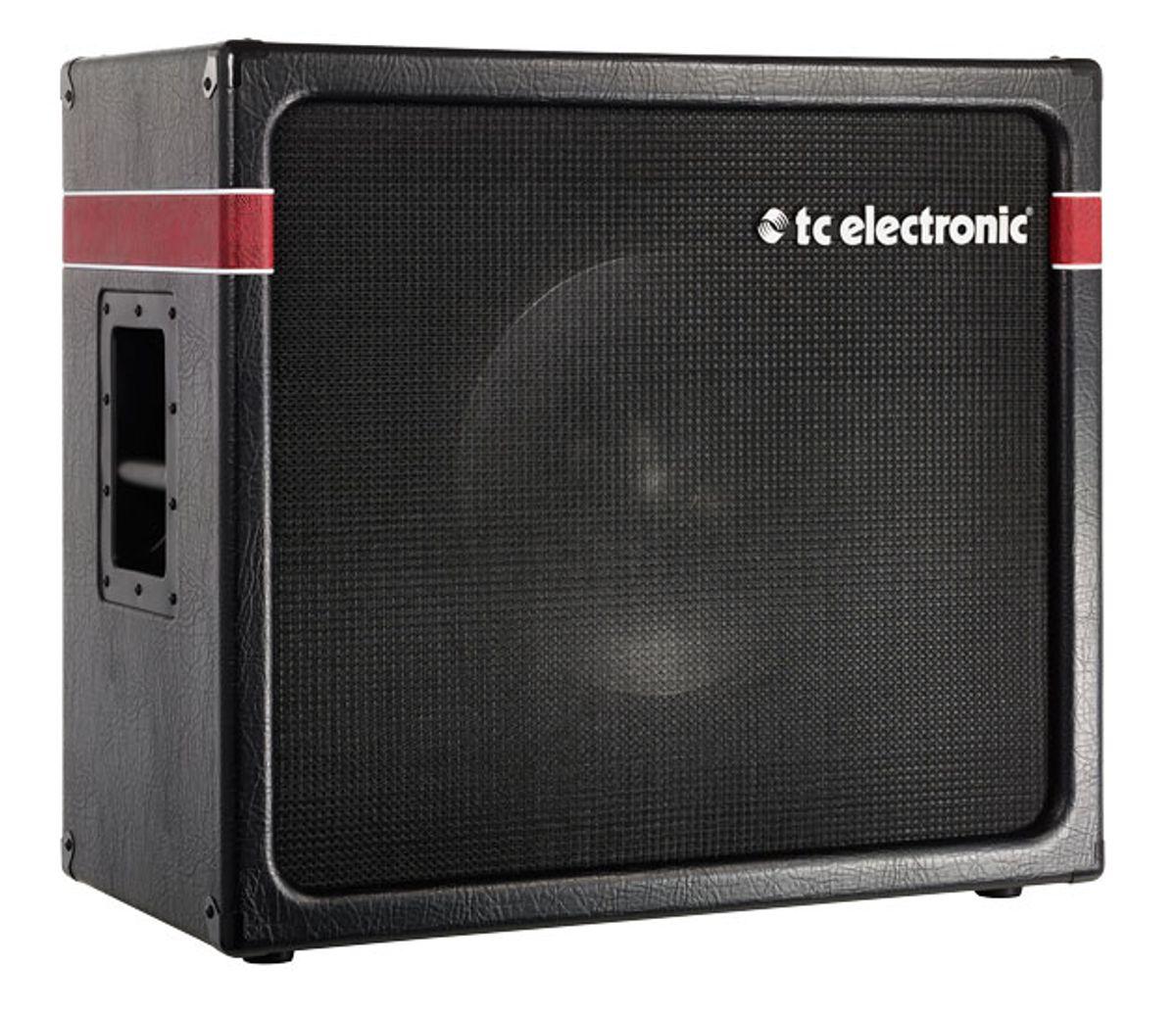 TC Electronic Unveils the K-115 Bass Cab
