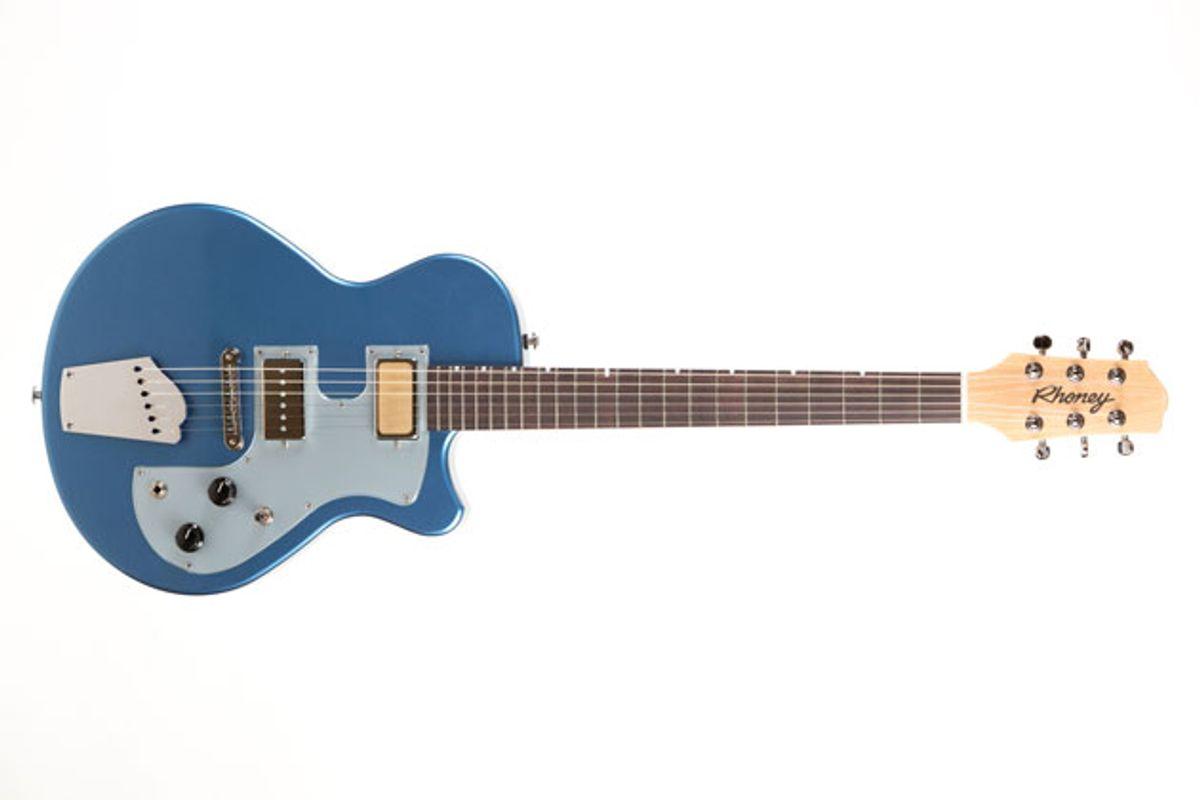 Rhoney Guitars Unveils the Lil' Stinker